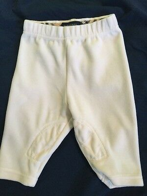 Burberry Baby Bottoms 3 Months Used