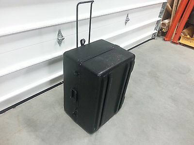 """Parker Deluxe Wheeled Tote Case – DX2719-16,  27"""" x 19"""" x 16"""""""