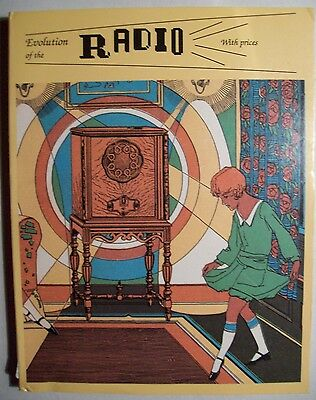 Vintage Radio's 1920-1960 Price Guide Collector's Book Console Art Deco Tabletop