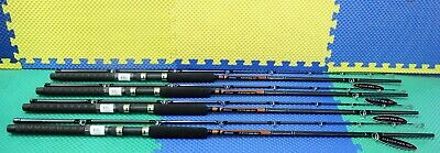 "Okuma Classic Pro GLT Copper and Leadcore Trolling Rod 8'6"" 4 Pack CPCL-862M"