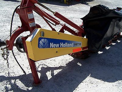 Nice!  New Holland H6730-- 7 Ft Disc Mower, Sharp, Can ship @ $1.85 per mile.