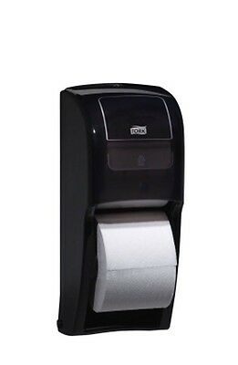 Tork Elevation Bath Tissue Roll Dispenser Black T26 System