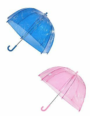 New Totes Kids' Clear Bubble Umbrella (Pack of 2)