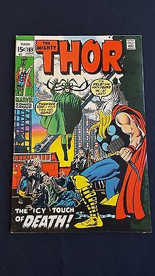 The Mighty THOR #189: Thor vs. Hela   Marvel Comics   More THOR in My Store