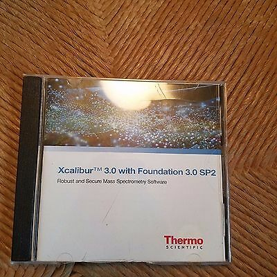Thermo Fisher Thermo Scientific Xcalibur 3.0 With Foundation 3.0 SP2 NEW