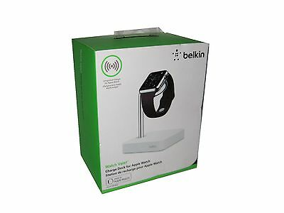 Belkin Valet Charge Dock with Magnetic Charger for Apple Watch F8J191btWHT