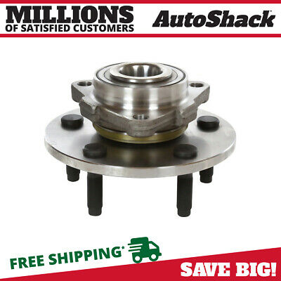 New Front Wheel Hub & Bearing Assembly fits 2002-2008 Dodge Ram 1500
