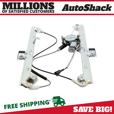 New Power Window Regulator w/Motor Front Driver Side fits Chevy GMC Truck SUV