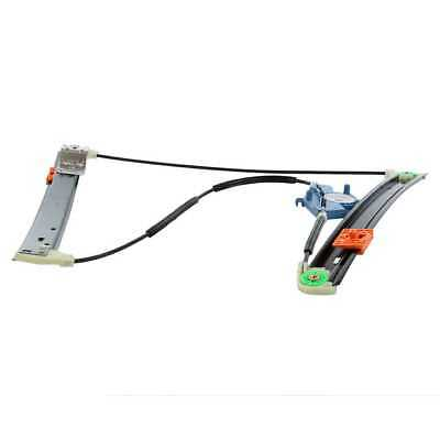 Power Window Regulator without Motor for Front Passengers Side