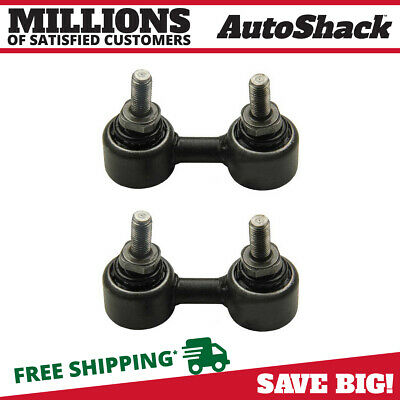 New Pair 2 Front Left or Right Sway Bar Link Kit for Chevy Geo Lexus Toyota
