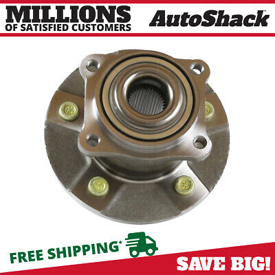 Rear Wheel Hub Bearing Assembly For 02-07 Saturn Vue 06 Pontiac Torrent HB612232