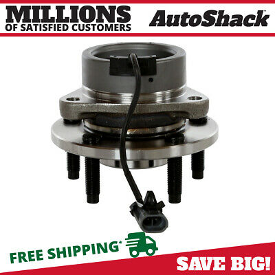 Front Wheel Hub & Bearing Assembly Fits Chevrolet Cobalt HHR Pontiac 5Lugs