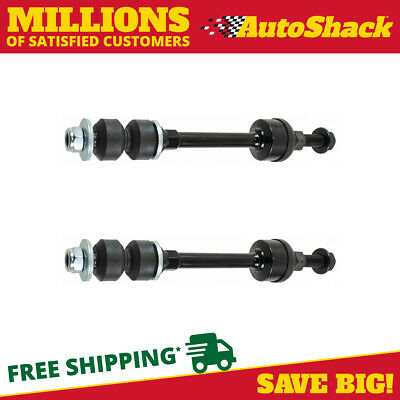 New Pair of (2) Front Sway Bar Links fits 2002-2008 Dodge Ram 1500