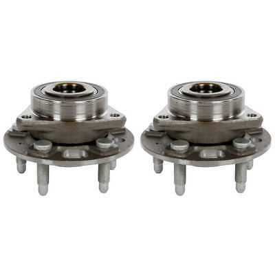 Pair (2) of Premium Front or Rear Hub Bearing Assemblies with Lifetime Warranty