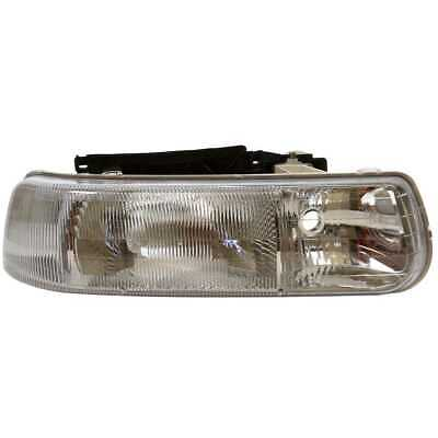 Right Passenger Side Headlight Headlamp fits Chevrolet Silverado Tahoe Suburban