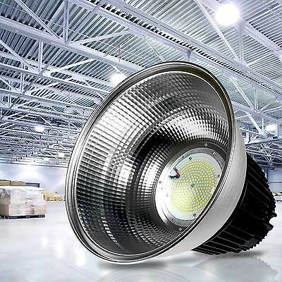 Warehouse 150W High Bay Industrial Commercial LED Light Factory IP65 Lamp Shed