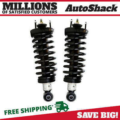 Front Pair (2) Complete Struts Assembly w/coil springs Fits 03-11 Crown Victoria