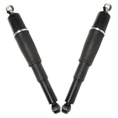 Pair of Rear Air Spring Suspension Shocks with Lifetime Warranty