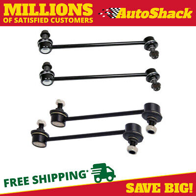 New Set of (4) Front and Rear Sway Bar Links fits 01-15 Toyota 02-09 Lexus