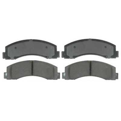 Ceramic Disc Brake Pads fits 10-14 Ford Expedition F-150 with Lifetime Warranty