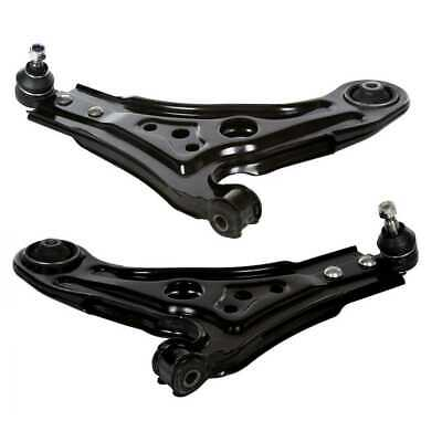 [FRONT LOWER] NEW LEFT & RIGHT CONTROL ARM KIT fits CHEVY AVEO OR PONTIAC WAVE