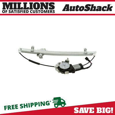 Front Driver Side Power Window Regulator & Motor fits Nissan Frontier or Xterra
