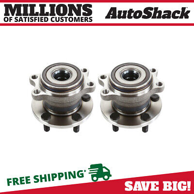 Rear Hub Assembly Pair for 2005 2006 2007 2008 2009 Subaru Legacy Outback
