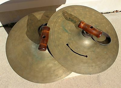 Marching Band Cymbals