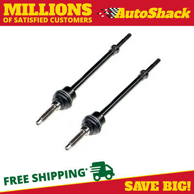 Auto Shack Front Sway Bar Pair 4WD