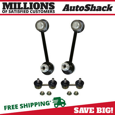 New Set of 4 Front Rear Sway Bar Link for 94-02 Prizm 93-02 Corolla 94-98 Celica