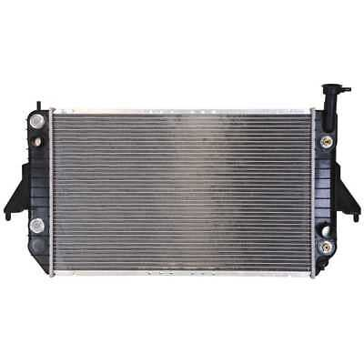 DIRECT FIT ALUMINUM RADIATOR fits 4.3L WITH LIFETIME WARRANTY