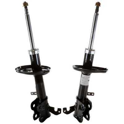 New Front Struts Left & Right Pair Set for Chevrolet Prizm & Toyota Corolla