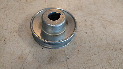 """Vintage Delta Rockwell Jointer 3"""" Blade Pulley  No. 5275 5/8"""" Bore"""