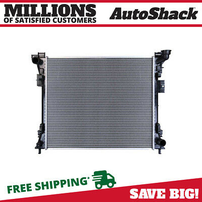 New Aluminum Radiator fits Chrysler Town & Country Dodge Grand Caravan VW Routan