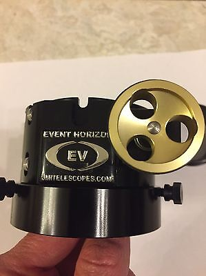 "JMI EV-1C. Event Horizon 2"" Crayford Telescope Focusers"