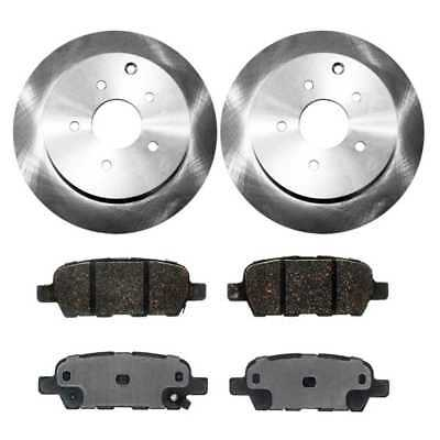 Brake Rotors and Performance Brake Pads for an Infiniti FX35 w/Lifetime Warranty