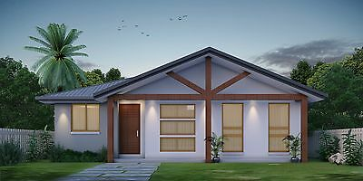 3 Bedroom Construction Floor Plans - Budget Plans - Cheap Homes - Owner Builder