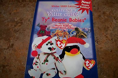 Identification/price Guide Book On Beanie Babies
