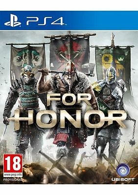 For Honor Playstation 4 (PS4) Game Brand New In Stock FROM Brisbane