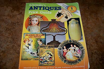 Identification/price Guide Book On Schroeders  Antique Price Quides #3