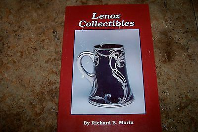 Identification/price Guide Book On Lenox Collectibles
