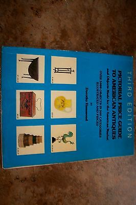 Identification/price Guide Book On Pictorial American Antiques
