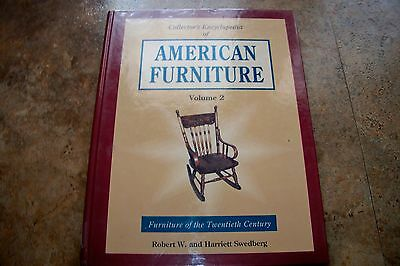Identification/price Guide Book On American Furniture