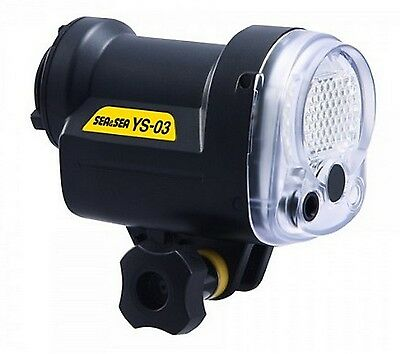 Sea and  Sea YS-03 Underwater Strobe Sea&Sea Only Head