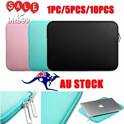 """Laptop Sleeve Case Carry Bag Notebook For Macbook Air/Pro/Retina 11/13/15"""" LOT T"""