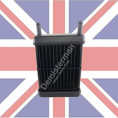 Austin Mini classic  1970 - 84 Car Heater Matrix. Superior version UK made