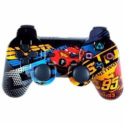 Controller Dualshock Originale Disney Pixar Cars Saetta Ps3 Playstation 3 Nuovo