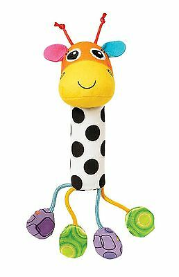 Lamaze Giraffe Cheery Chimes - Multi-Coloured