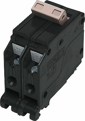 **NEW** Cutler Hammer CH240 Double Pole 120V 40 Amp Plug-On Circuit Breaker