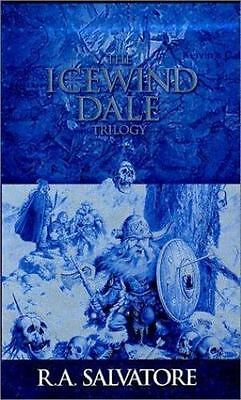 The Icewind Dale Trilogy Box Set by R. A. Salvatore (2002, Paperback, Gift) 1-3